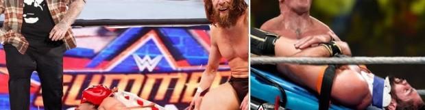 WWE Summerslam – August 11, 2019 Highlight! Roman reigns